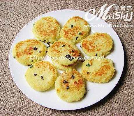 韩式土豆煎饼 - 一沙一世界 - 一沙一世界的博客