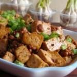 鱼香豆腐煲