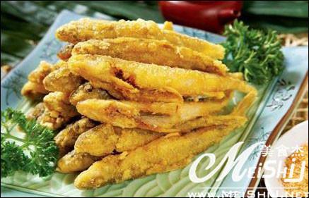 煎大黄花鱼的做法 韩国煎黄花鱼的做法