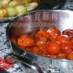 糖醋虎皮樱桃番茄