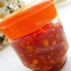 自制辣椒酱的做法