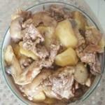 小鸡炖土豆