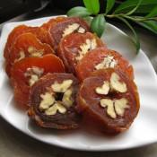 柿饼核桃糖