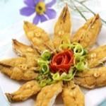 黄金五香辣熏鱼的做法