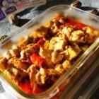 微波炉版麻婆豆腐