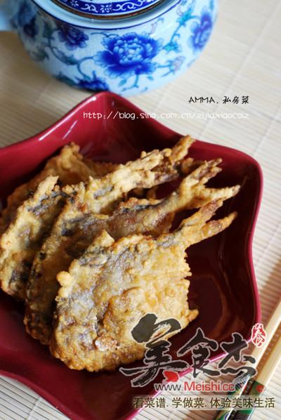 干炸小做法的家常_做法干炸小鲳鱼的丝瓜【图金针菇鲳鱼蒸鸡蛋一起煮汤吗图片