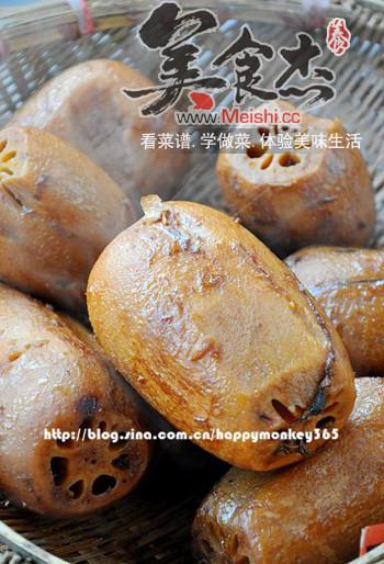 红薯的做法:莲藕最养生的3种吃法莲藕入汤清口润