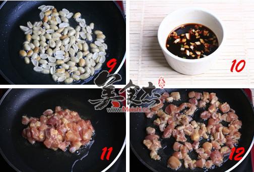 宫保鸡丁 宫保鸡丁的做法怎么做如何做 家常菜做法视频图...