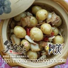 田园小土豆锅