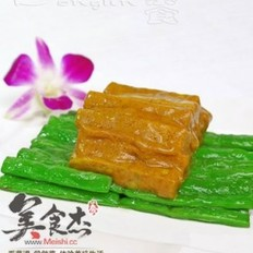 咖喱荔芋扒四季豆