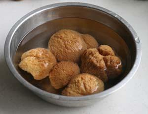 菜心猴头菇的做法