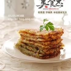 麻辣土豆丝饼