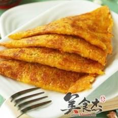 麦香南瓜饼