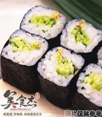 日本的紫菜卷寿司的做法