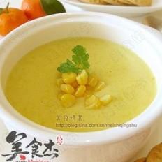 法式玉米浓汤