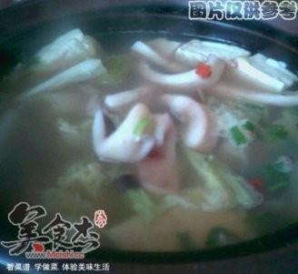 家常蔬菜锅的做法