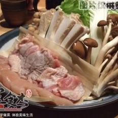 鸡肉火锅的做法