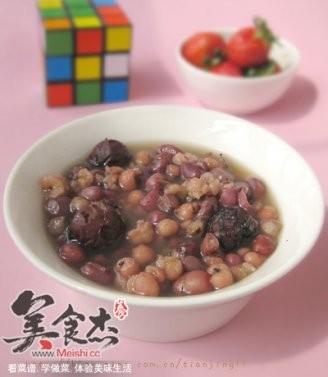 红豆薏米粥_红豆薏米粥的做法