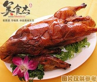 广东烤鸭的做法