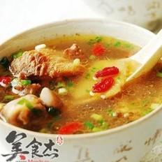 冬菇燉雞湯