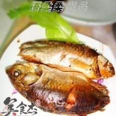燜酥魚的做法