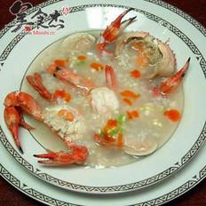 海鲜粥/清蒸蟹