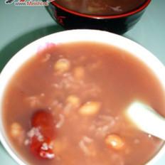 花生红枣粥