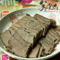 五香酱牛肉的做法