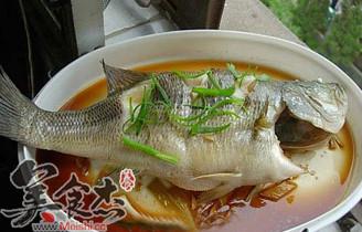 家常菜——清蒸鱼的做法