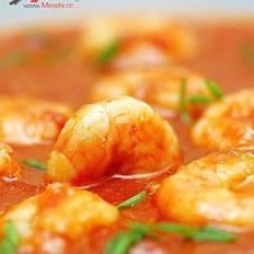 番茄烩肉片