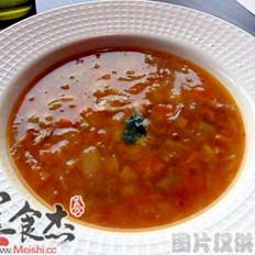 培根洋葱汤