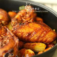 韩式辣烤翅的做法