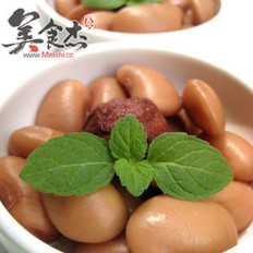 酒香话梅芸豆