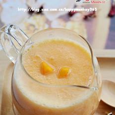 美颜木瓜汁