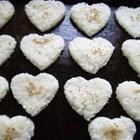 日式心形饭团