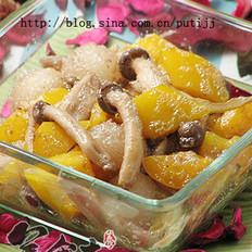 虾酱冬瓜的做法