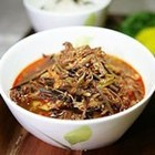韩式辣牛肉汤