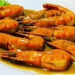 咖喱大蝦的做法