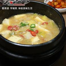 韓風大醬湯的做法