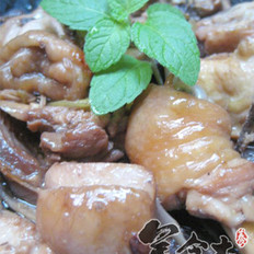 香茅桑椹酒焗鸡的做法