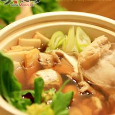 低卡鸡肉健康锅的做法