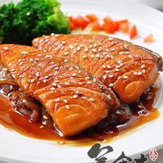 香汁鱼排饭的做法