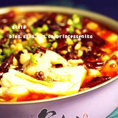 重慶豆花魚的做法