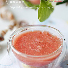 西红柿浆的做法