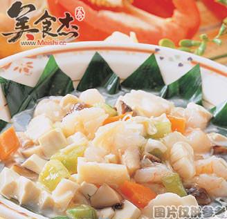 彩塘滑豆腐的做法
