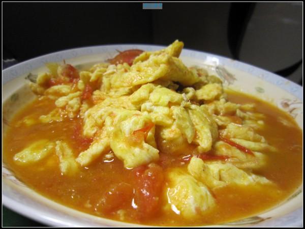 西红柿炒蛋的做法【步骤图】_菜谱_美食杰