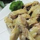 盐焗沙姜鸡
