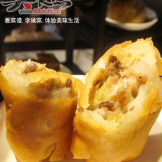 泰国炸海鲜饼的做法
