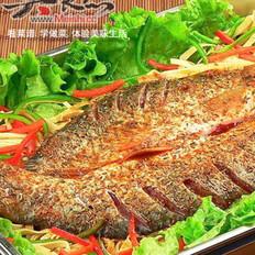 泰国辣味烤鱼的做法