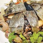 滑炒甲鱼的做法